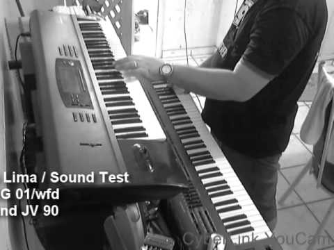 Roland Jv-90 and