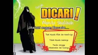 Ust  Mukhtar Jika istri Enggan Bercadar          YouTube