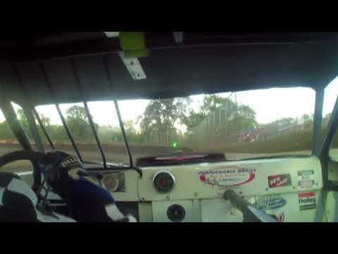 9.30.17---Peoria Speedway--Heat Race