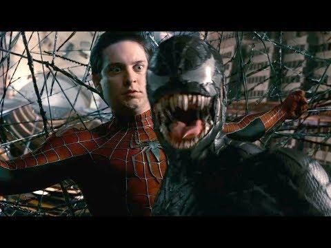 Мультфильм человек паук враг в отражении