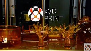 x3D-Print : Fabriquons ensemble vos objets 3D