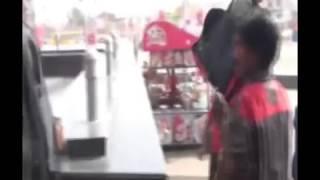 Gf bf fight in public