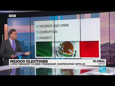 Mexico Election: What Does Andrés Manuel Lopez Obrador Stands For?