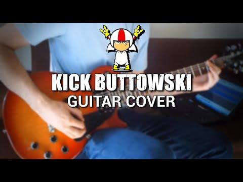"""""""Kick Buttowski Theme Song"""" (Guitar Cover)"""