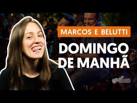 Domingo de Manhã - Marcos e Belutti (como cantar a segunda voz)