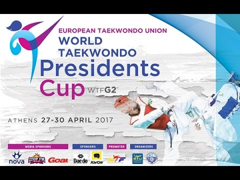 2nd WTF Presidents Cup - Europe / Day 2 - Mat 8