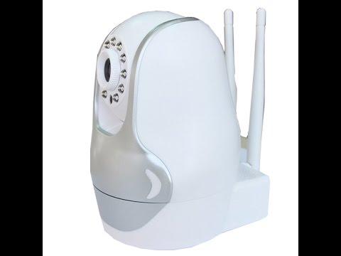 OPAX CA-611 WIFI P2P PAN-TILT 355° NETWORK IP KAMERA