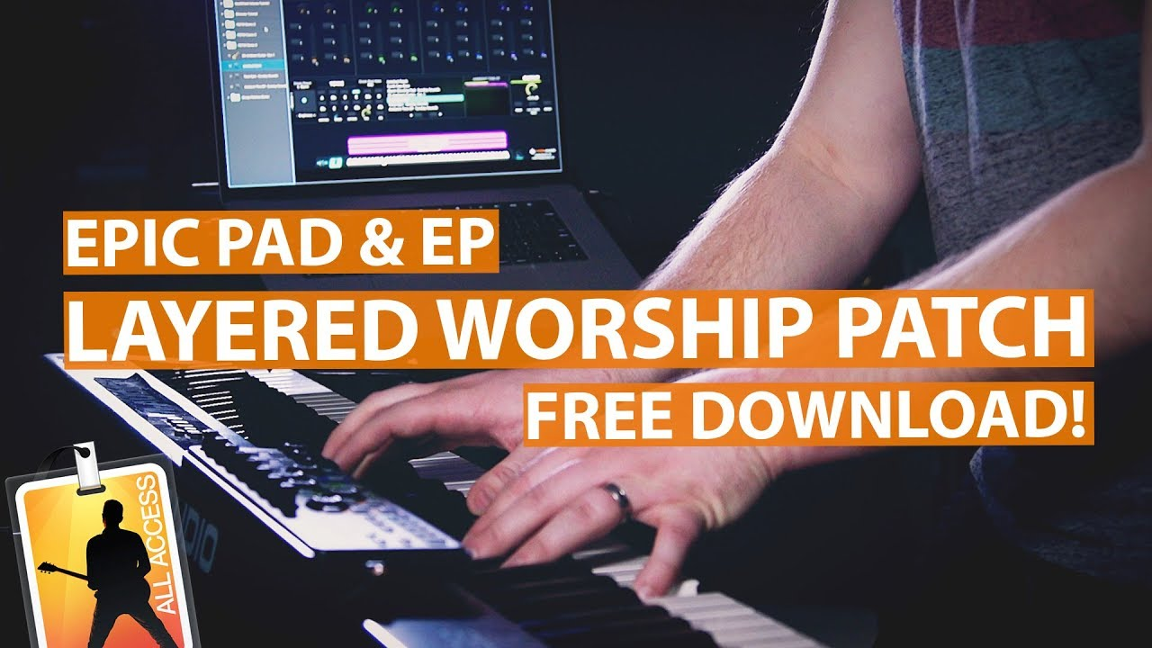 Epic Layered Synth Pad + Ambient Electric Piano - FREE Download!