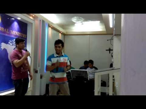 Cover The Earth By Lakewood And You Are Good By Israel Houghton