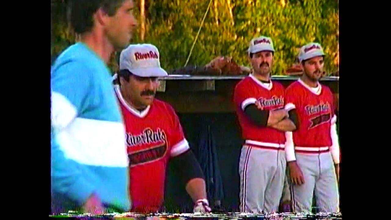 Ubald's Sunoco - River Rats Men  6-7-88