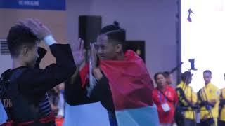 Highlights: 2019 SEA Games Pencak Silat Tanding Finals