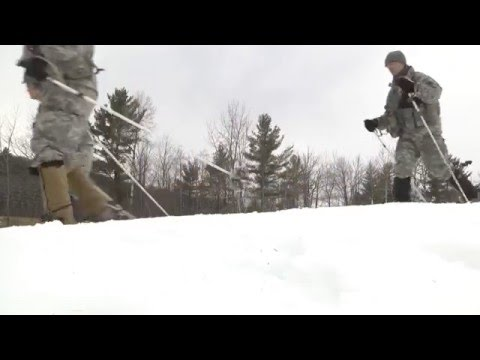 A 3-172 Infantry Winter Training Part 2
