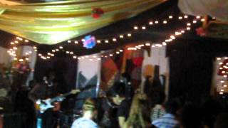Modou Toure with live band  05/2013 at Passing Clouds 2