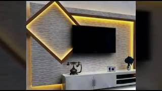Amazing TV unit designs for modern homes