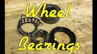 Classic Mini DIY - Rear Wheel Bearing Replacement