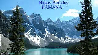 Ramana  Nature & Naturaleza - Happy Birthday