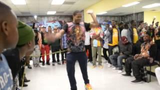 Repeat youtube video Bam vs. Kodak Killa | NaeNae Dance Battle