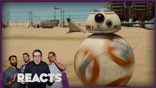 Secrets, Easter Eggs, & Predictions In The New Star Wars Trailer - Kinda Funny Reacts