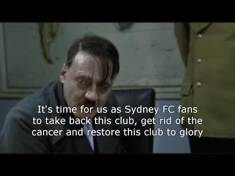 Hitler rants about Frank Farina managing Sydney FC (Part 2)