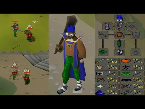 Best F2P PKer in OSRS? *PVP Worlds* *Maxed out Pure*