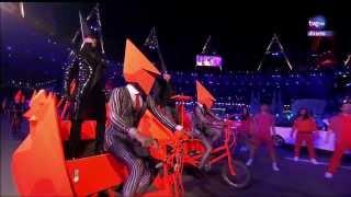 Pet Shop Boys - Closing Ceremony London 2012