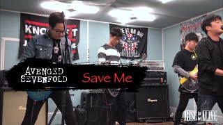 "Avenged Sevenfold ""Save Me"" [by Rise to be Alive]"