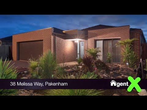 AgentX Real Estate Berwick Presents - 38 Melissa Way Pakenham Property Tour