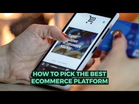 The Best Ecommerce Platform: Magento vs Shopify vs Opencart vs PrestaShop vs Woocommerce