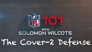 NFL 101: The Cover-2 Defense