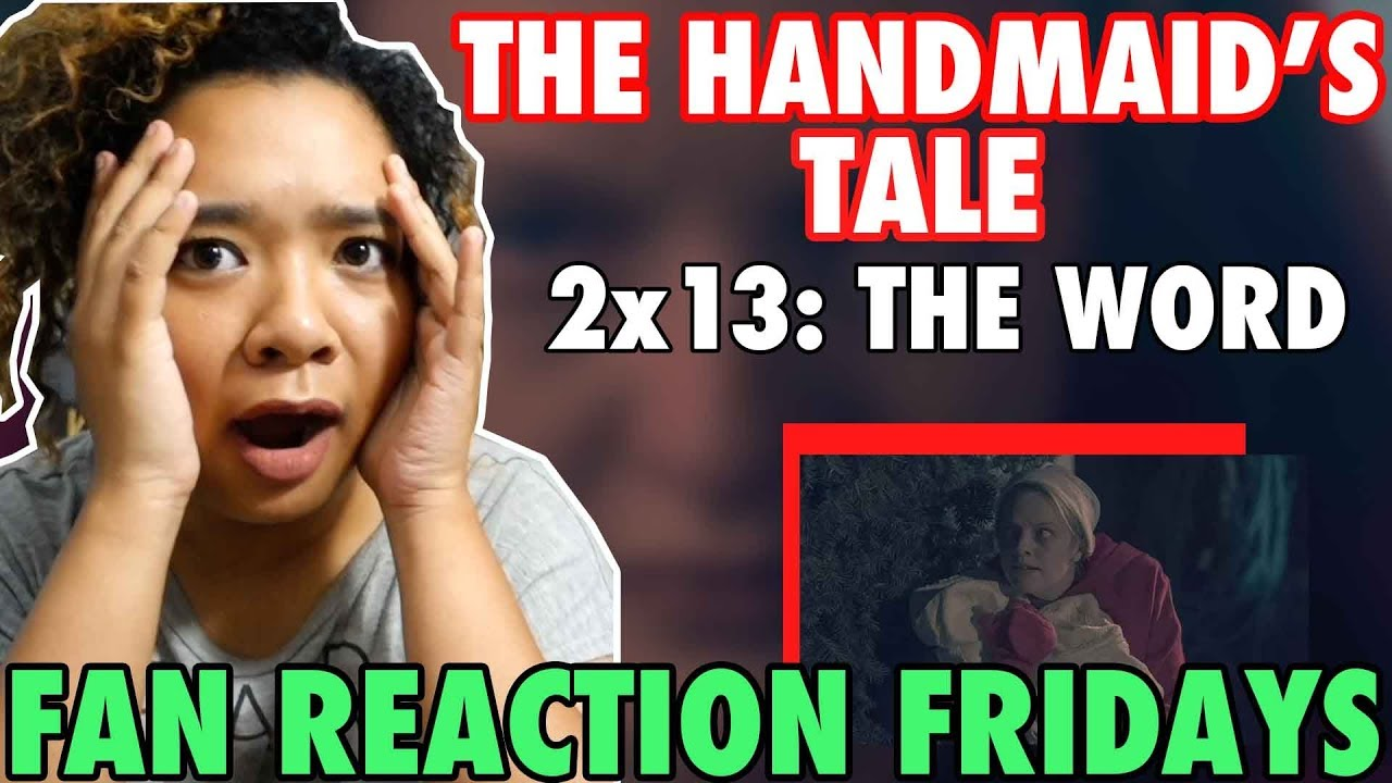 """Download The Handmaid's Tale Season 2 Episode 13: """"The Word"""" Reaction & Review 