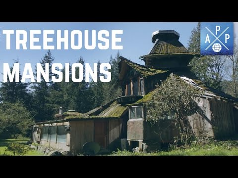 The Master of Treehouse Mansions