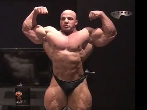 Big Ramy Looks Monstreous !!