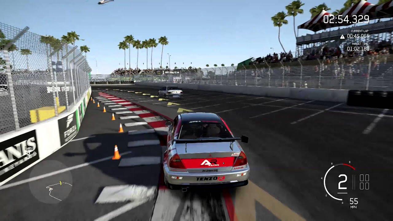 Forza 6 - Parts and Tune, League Racing Evo #4 1999 Lancer Evo VI GSR