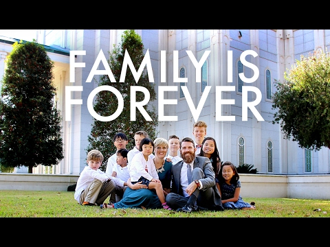 CHINESE NEW YEAR AT A MORMON TEMPLE : RV Full time w/9 kids