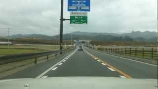 鳥取県道324号 河原インター線 八頭町~河原町