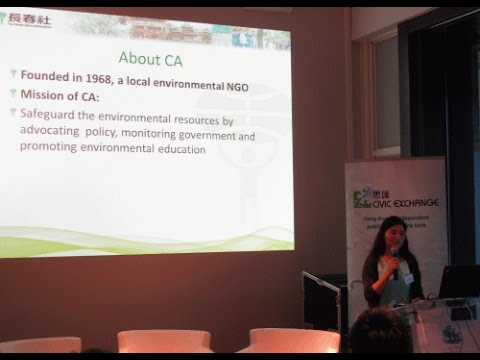 Biodiversity Strategy Action Plan - Help Wanted? Dr. Angie Ng