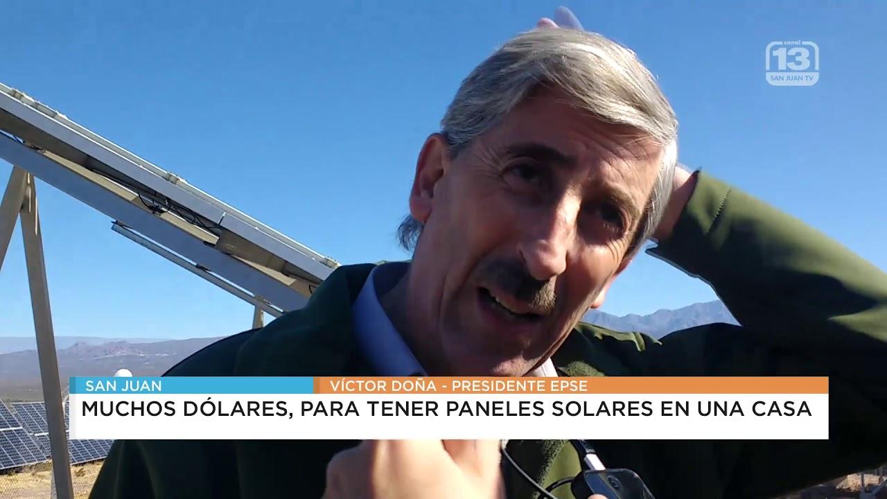 Cuanto Cuesta Instalar Paneles Solares En Una Casa Youtube
