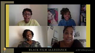 How do we decentralize the white gaze in our content? {Black Film Allegiance}