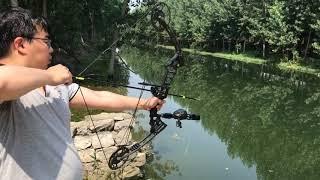 Bowfishing Arrows Fiberglass Shaft Compound Bow Outdoor Shooting Metal Fishing Broadheads Arrow Tips