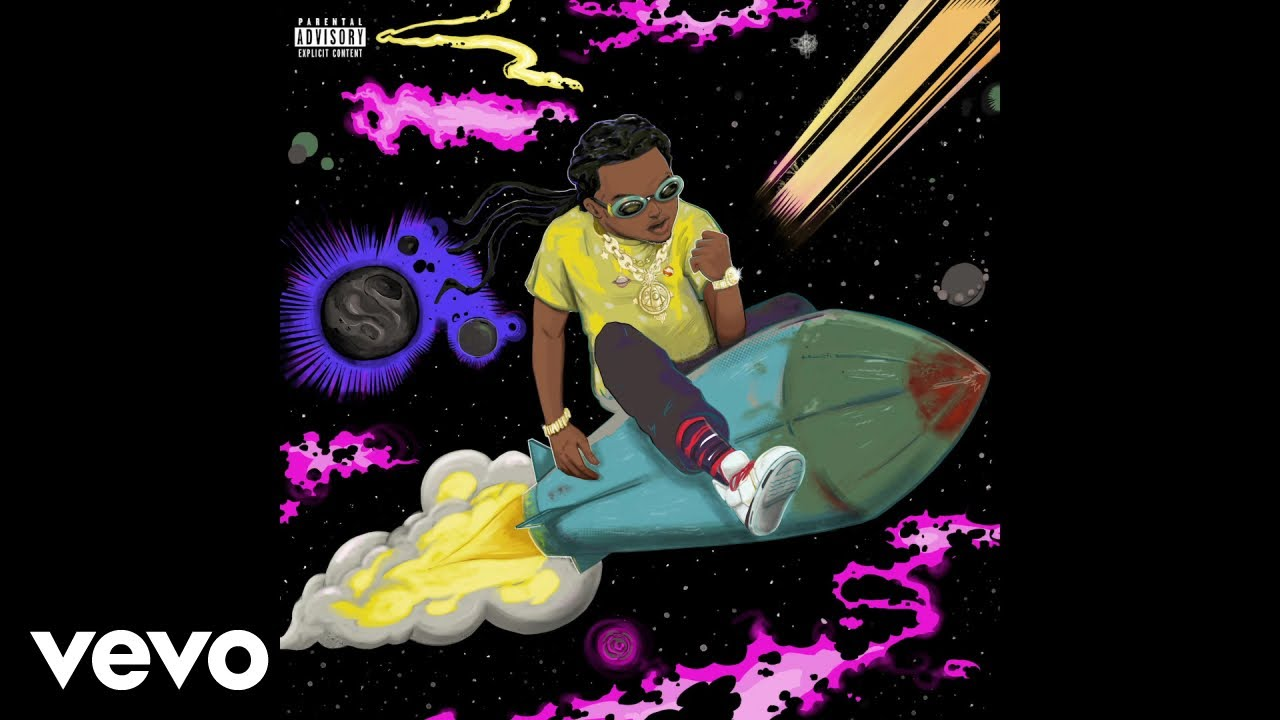 Takeoff - Martian (Intro/Audio)