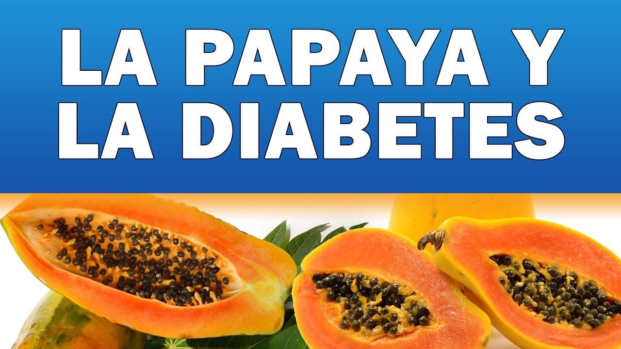 Son Las Papayas Frutas Apropiadas Para Diabeticos Como