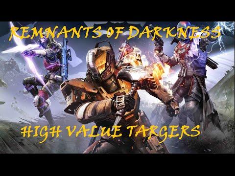 Destiny Taken King   High Value Targets (Remnants of Darkness) [HD]