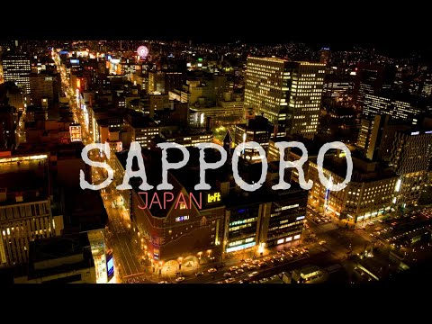 Wild Japan Tour of Sapporo!