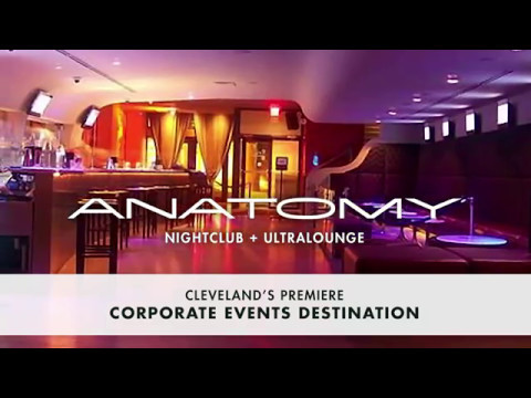 Cleveland Corporate Events & Private Parties | Anatomy Nightclub + Ultralounge