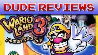 Wario Land 3 - Dude Reviews