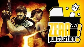 RESIDENT EVIL 5 (Zero Punctuation) (Video Game Video Review)