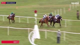 Vidéo de la course PMU PRIX COLONEL JEAN DE ROYER