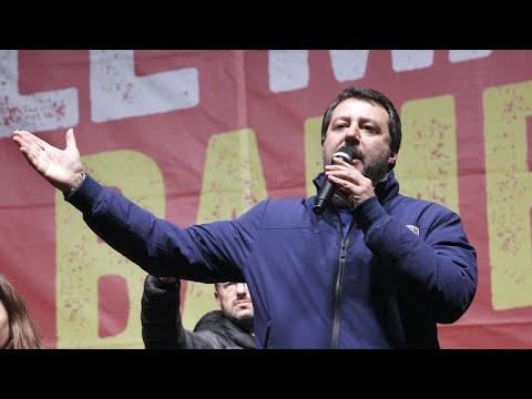 Matteo Salvini fracasa en Emilia-Romaña y no consigue hacer caer al Gobierno italiano