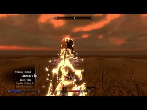 Skyrim - Unlimited Blade Works
