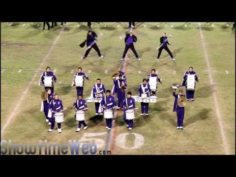 Dallas Sunset High Marching Band - 2016 Royal High BOTB